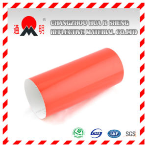 Advertisement Grade Pet Red Reflective Material (TM3300) pictures & photos