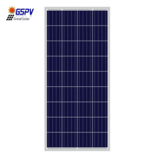 150W 160W 170W Polycrystalline Soar Panel with High Quality