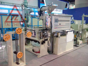 PVC Cable Coated Extruder Machine pictures & photos