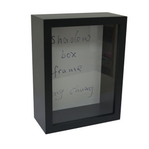 Black Shadow Wooden Box for Home Deco pictures & photos