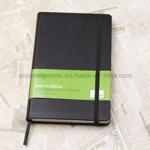 Hot Sale Hardcover PU Leather Journal Notebook pictures & photos