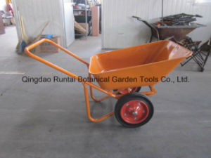 Thailand Good Function Struction Dump Wheelbarrow (WB6210) pictures & photos