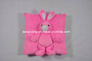 Plush Rabbit Cushion with Soft Material pictures & photos