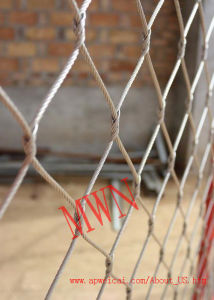 Stainless Steel Rope Mesh Netting pictures & photos