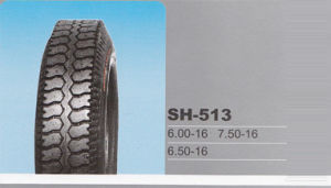 Hot Sale 6.00-16, 7.50-16, 6.50-16 Tiller Tyre for Japanese Tractors