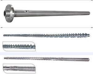 Extrusion Profile Screw and Barrel