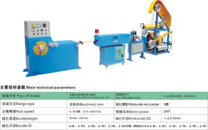 High Speed Wire Cable Wrapping Equipment Coiling Machine pictures & photos