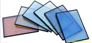 Bronze/Grey/Blue/Green Tinted Window Building Tempered Float Glass