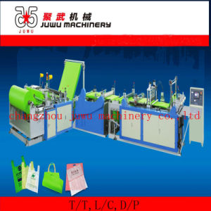 Non Woven Fabrics Bag Making Equipment pictures & photos