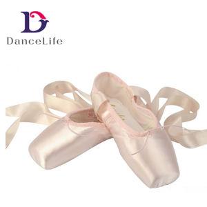 China S5114 Satin Sansha Ballet Flats Ballet Pointe Shoes for Sale ... 344c3e5b0fe1