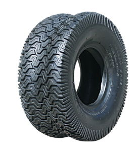 15 Inch 15X6.00-6 Go Kart/Lawn Mower Rubber Wheel Tire pictures & photos