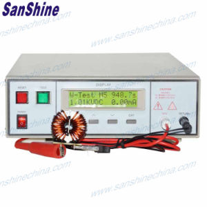 Hi-Pot Tester / Insulation Tester Ss7122 Series (Replace EXTECH tester) pictures & photos