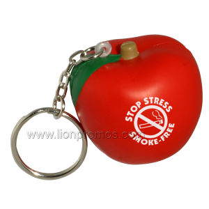 PU Food Model Key Ring pictures & photos