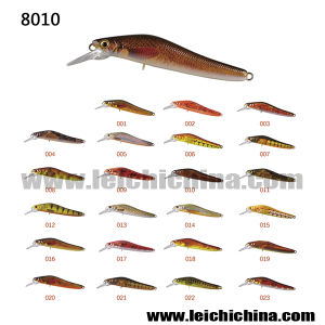 Stock Available Top Grade Hard Plastic Fishing Lure Minnow Lure pictures & photos