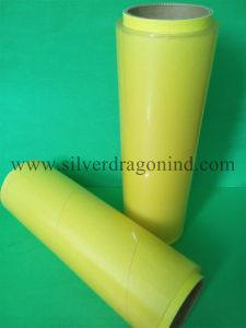 FDA Approved 10 Microns PVC Food Cling Wrap Film pictures & photos