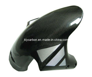 Carbon Fiber Motorcycle Front Fender for Ducati pictures & photos