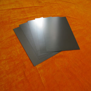 High Purity Polished 0.1mm Wolfram Tungsten Sheet and Plate pictures & photos