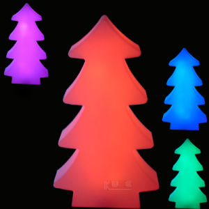 Christmas Gift Colorful LED Christmas Trees Lamp with Remote Control pictures & photos