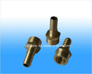 Brass Hose Barb to Male Pipe pictures & photos