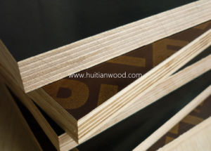 AAA Grade Film Faced Shuttering Plywood for Building Materials with Ce Certificate