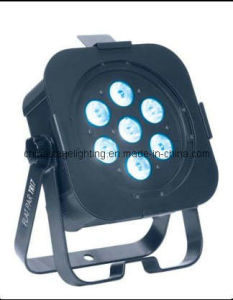 RGBWA 5 Color Mixing High Output LED Wash