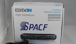 Space Brand DVB-T HD Set Top Box