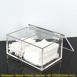 Clear Acrylic Box/Plexiglass Plastic Case/Acrylic Storage Box