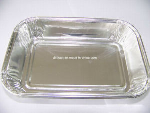 Aluminum Foil Lunch Container (DF-AL-FC3)
