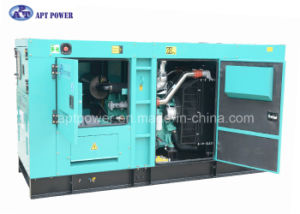 350kVA Soundproof Diesel Generator, Certified by Ce/Soncap/Saso/SGS