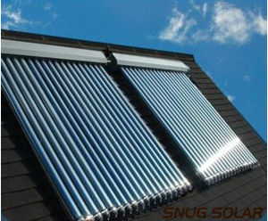 Energy Saving Solar Water Collector pictures & photos