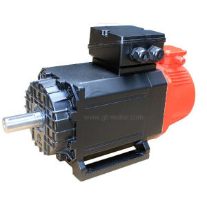 5.5kw~5000rpm~17.51nm Asynchronous Servo Motor (for CNC lathe milling drilling Machine)