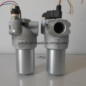 Pha 42MPa High Pressure in Line Filter for Hydraulic System pictures & photos