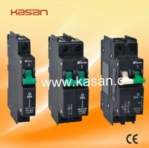 Wide Range of Time Delay & Operating Currents QA Isolator Switch pictures & photos