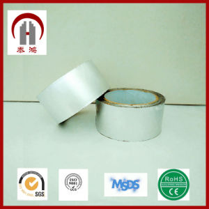 Silver Aluminum Foil Tape for Industry pictures & photos