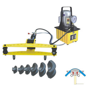 Electro-Hydraulic Pipe Bender (HHW-2D/3D/4D) pictures & photos