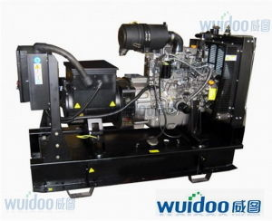 10kw/12 2kVA Yanmar Diesel Generator Set Open Type (WDG-Y10)