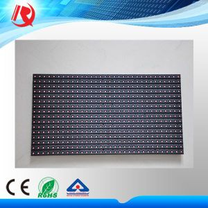 Waterproof Outdoor Semioutdoor Advertising P10 SMD Single Red Colour LED Display Module pictures & photos