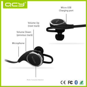 2016 Hot Selling Sport Wireless Bluetooth Luxury Headphones Qy8 pictures & photos