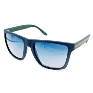 Blues Exotic Fashion Sunglasses with CE/FDA/BSCI Certificate (14256)