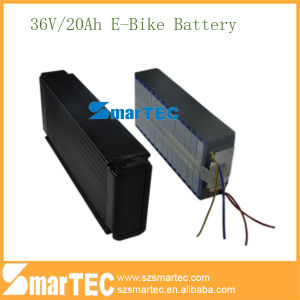 36V 20ah Lithium Battery Pack for Electric Bicycle