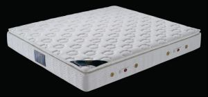 Pillow Topper Design Bonnel Spring Mattress pictures & photos