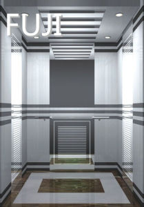 Marble Floor Passenger Elevator / Lift pictures & photos