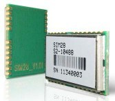 Low Cost GPS Module SIM28 with SMT Small Size
