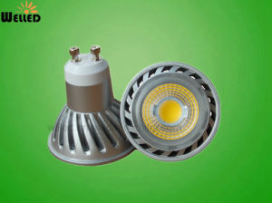 5W COB LED Spotlight GU10 with LED Light for 25W 50W Halogen Replacement