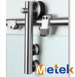 Philipines Price Heavy Duty Stainless Steel Sliding Folding Barn Door Glass Door  Hardware