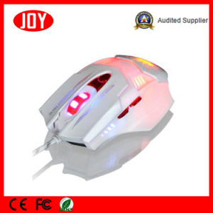 Optical Ergonomic 7D Wired Backlight Mouse