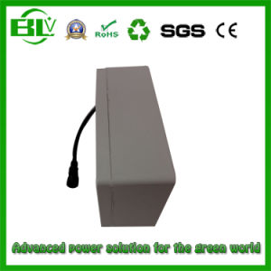 Shenzhen Wholesales Waterproof Fuse Solar Street Light 12V LiFePO4 Li-ion Battery pictures & photos
