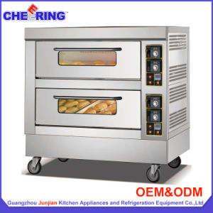 Commercial Stainless Steel Electric Oven for Pizza and Bread Ce pictures & photos