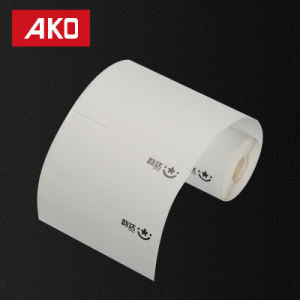 Adhesive Paper Roll Ae1001 Ae2001 Thermal Paper Roll Shipping Labels pictures & photos