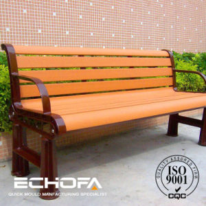 China Water Park Cheap Wooden Bench Plastic Wood Park Bench Wrought